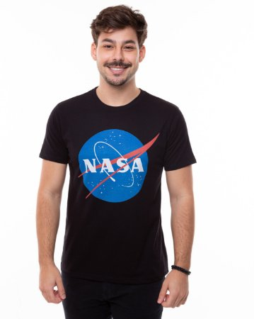 T-shirt Nasa Masculina