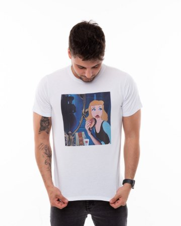 T-shirt Mc'Donalds Masculina