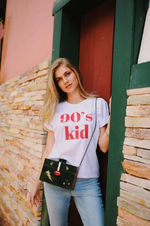 T-shirt 90's Kid