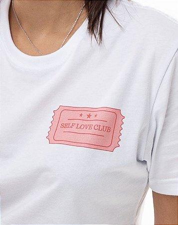 T-shirt Self Love Club
