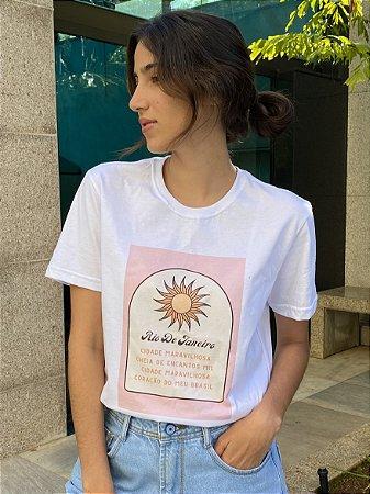 T-shirt Rio De Janeiro