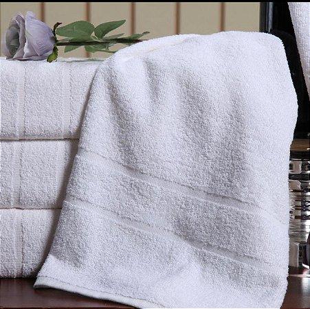 Toalha de Banho - Safira Branca 440g/m2