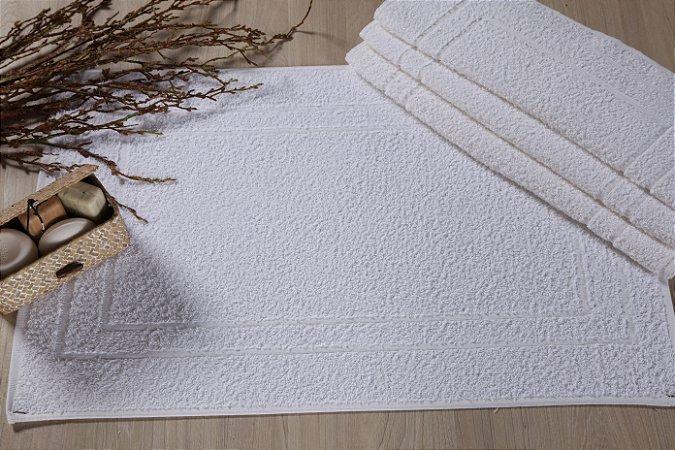 Toalha de Piso - Safira Branca 600g/m2