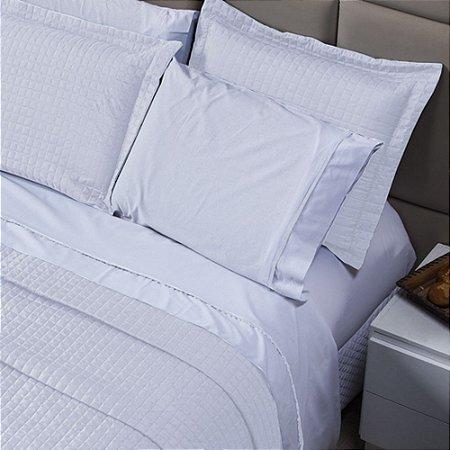 Jogo de Lençol Versatile 100% algodão Branco