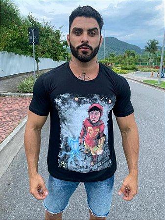 Camisa Chapolin - Preta