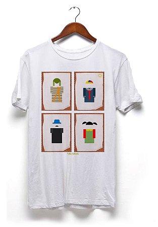 Camisa Chaves - Branca