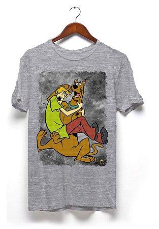 Camisa Scooby-Doo - Cinza
