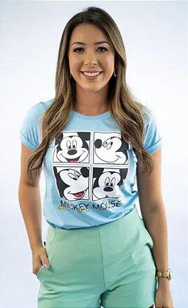 Baby Look Mickey 4 Faces