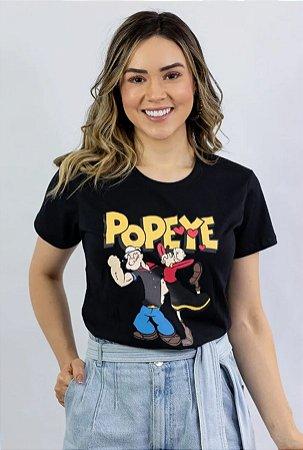 Baby Look Popeye e Olivia