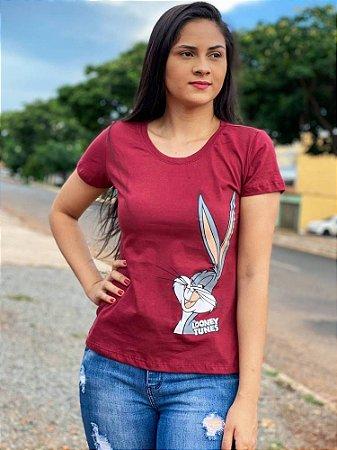 Tshirt Personagem Pernalonga