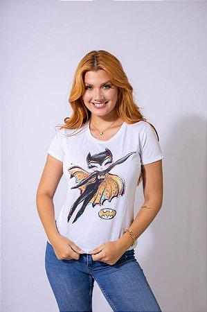 Tshirt Mulher Gato
