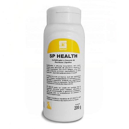 SP Health Solidificador e Secante Instantâneo para Higiene Hospitalar 200gr - Spartan