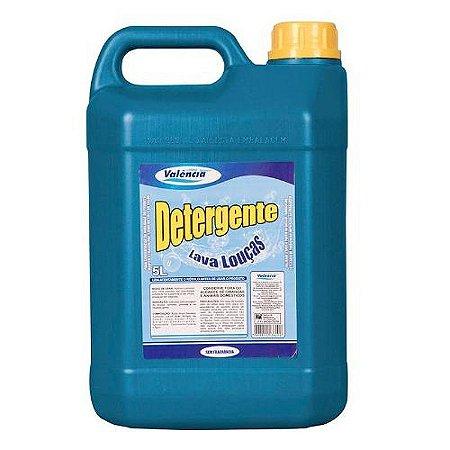 Detergente Neutro Lava Louças 5 Litros Valência