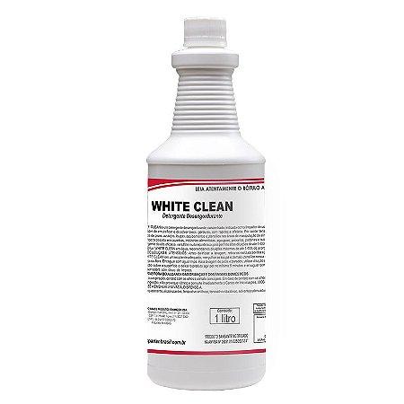 White Clean 1 Litro Detergente Desengordurante Spartan