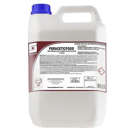 Peraceticfood Desinfetante 5 Litros Spartan