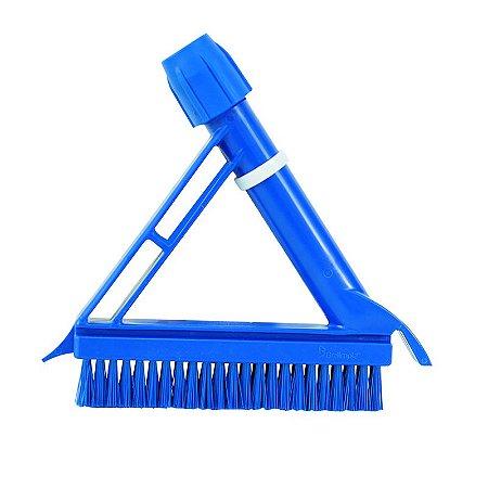 Escova De Rejunte Azul Maxi Tech Bralimpia