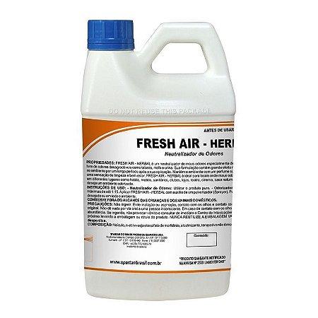 Fresh Air Herbal 2 Litros Neutralizador De Odores Spartan