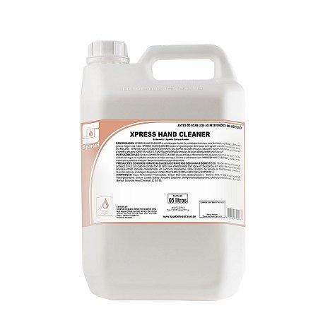 Xpress Hand Cleaner 5 Litros Sabonete Líquido Concentrado Spartan