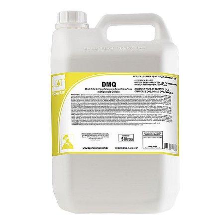 DMQ 5 Litros Desinfetante Hospitalar Spartan