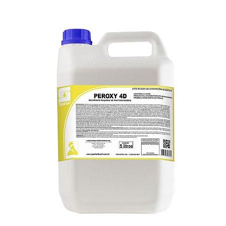 Peroxy 4D Desinfetante Hospitalar 5 Litros Spartan