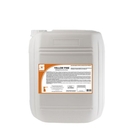Yellow Pine 20 Litros Detergente Desengraxante Spartan