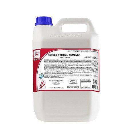 Peroxy Protein Remover 5 Litros Limpador Multiuso Spartan