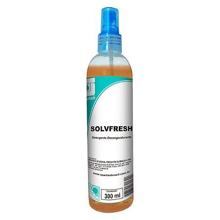 Solvfresh Detergente 300 Ml Desengordurante E Desengraxante Spartan