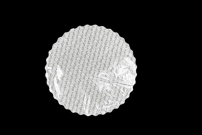 Fundo para Bolos e Tortas Estampa Renda - 38 cm de diâmetro