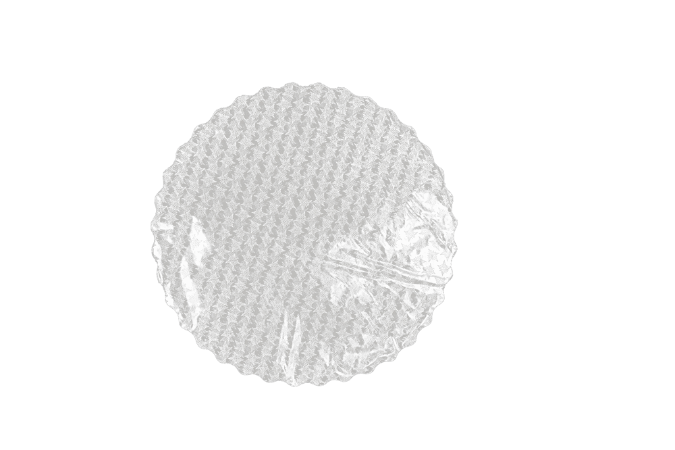 Fundo para Bolos e Tortas Estampa Renda - 45 cm de diâmetro