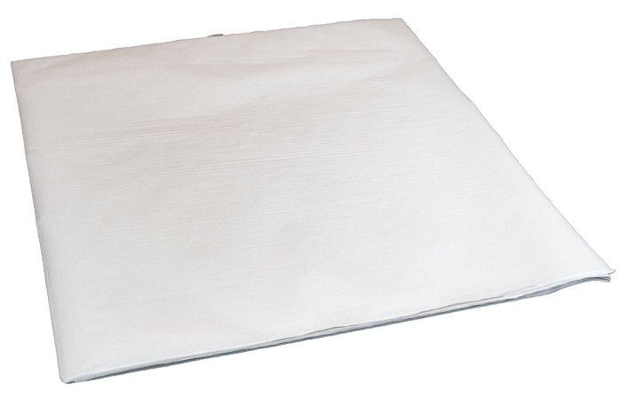 Papel Pedras Brancas 34x45 cm - Papel de Embrulho