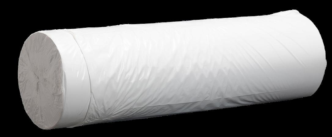 Papel Pedras Brancas Rolo 60 cm - Papel de Embrulho
