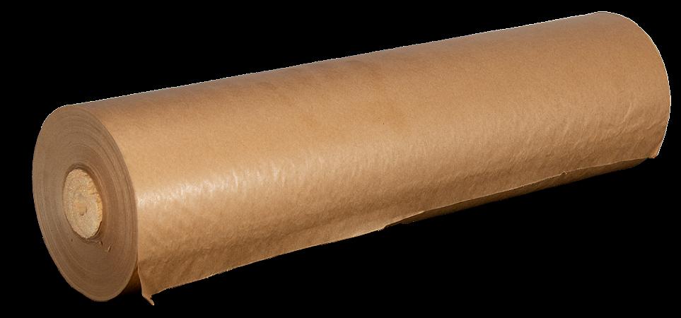 Bobina de Papel Kraft 60 cm - Fino 40g