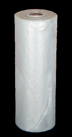 Saco Plástico Picotado Bobina 35x49 - 10KG