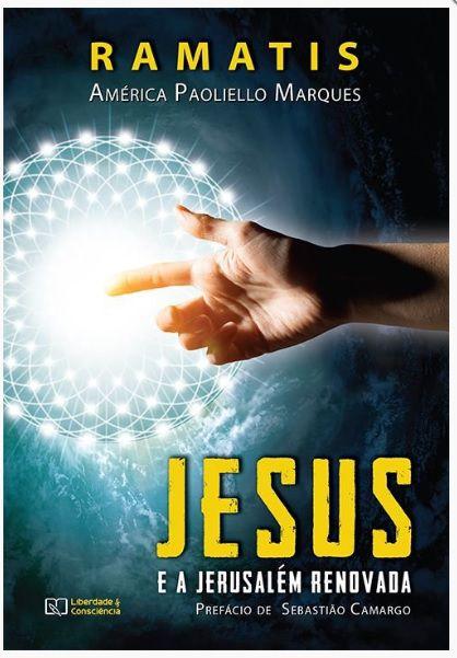 Livro Jesus E A Jerusalém Renovada