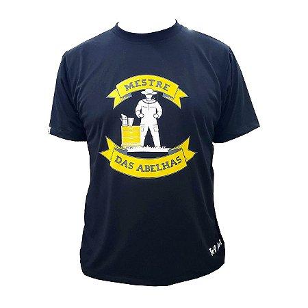 Camiseta TNA Nunes Mestre das Abelhas - Preta