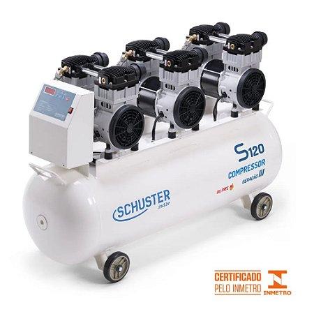 Compressor S120 – Geração III Schuster