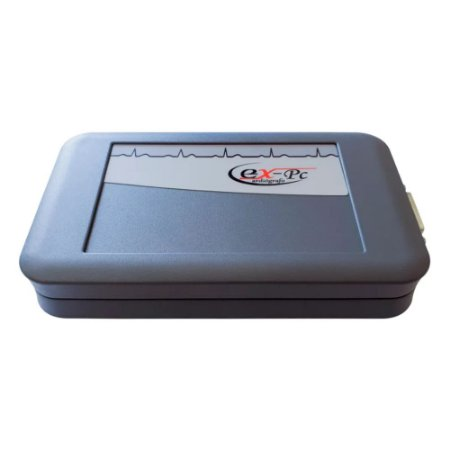 Eletrocardiógrafo Portátil 3 Canais EX PC
