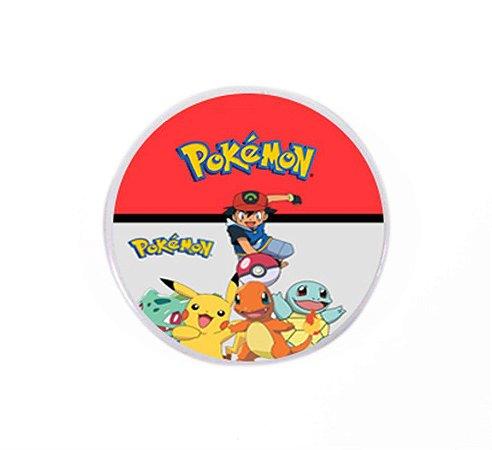 Latinha de Plástico - Pokémon