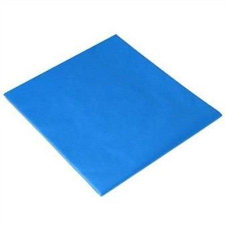 Toalha de TNT 2,20x1,40m Azul c/ 1 unidade