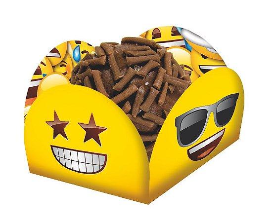 Porta Forminha - Emoji c/ 40 unidades