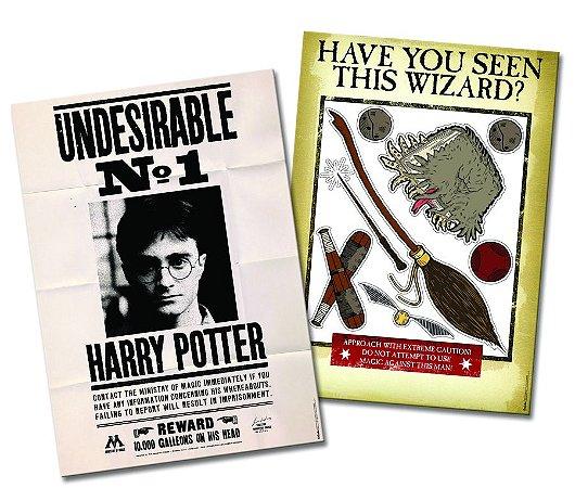 Kit Decorativo - Harry Potter c/1 unidade