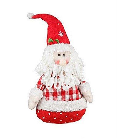 Papai Noel Candy 39cm - Natal