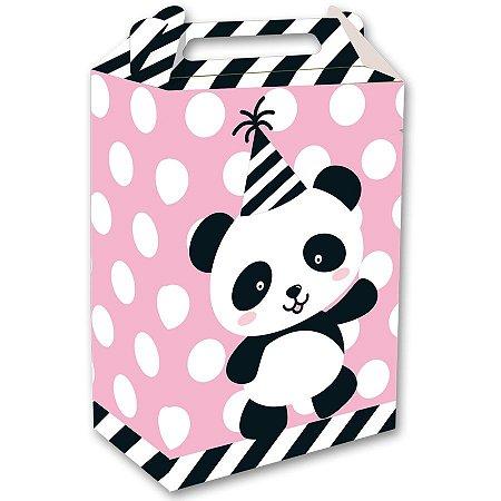 Caixa Surpresa - Panda c/8 unidades
