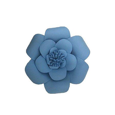 Flor EVA Azul P