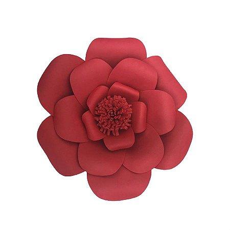 Flor EVA Vermelha M