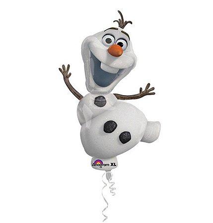 Balão Metalizado HS Olaf Frozen