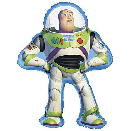 Balão Metalizado 14P Toy Story Buzz