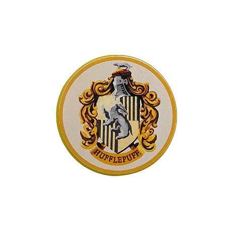 Latinha Lufa-Lufa Harry Potter - C/ 10 unidades