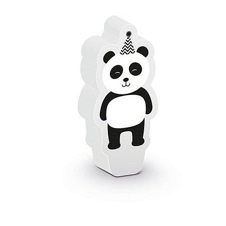 Vela - Panda c/ 1 unidade