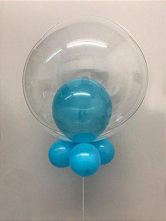 Balão Bubble de Silicone 24 Polegadas
